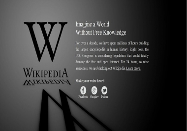 Create a Permanent Wikipedia Page for Your Website-Increase Your Online Presence