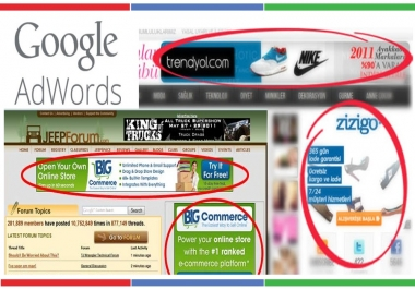 Setup Google Adwords Display Campaign