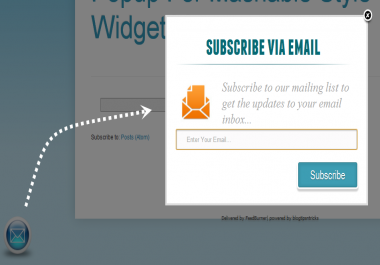 Bring Targeted Optins/Subscribers for Your Mailing List