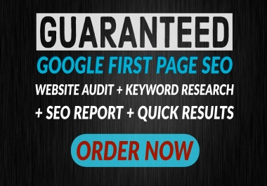 Google first page SEO SERVICE, ORDER NOW BEFORE PRICE GOES UP, UNBEATABLE DEAL