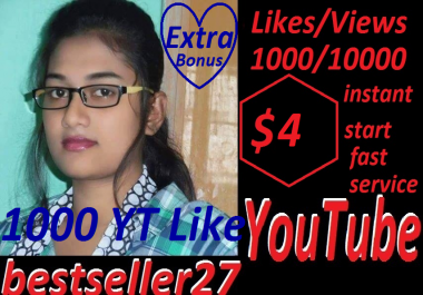 50,000 You_Tube Vie_ws+1500 You_Tube L_ikes bonus available only