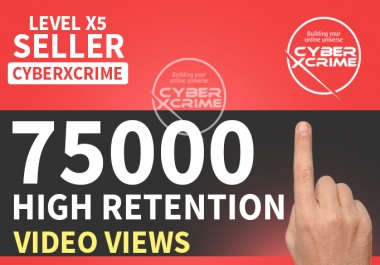 Add 75000 FAST High Retention YT Views