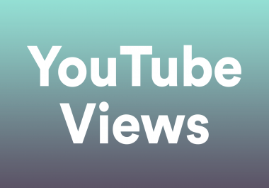 1000 YouTube Video Views