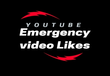 Fast 400+ You+tube  likes & 5 high quality custom comments instant  delivery