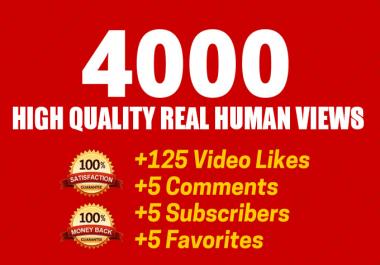 Fast 1,000 yo-utube video v-iew or 500 likes