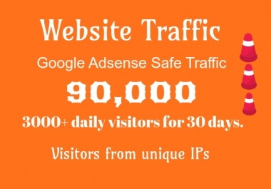 Unlimited USA Targeted, traffic,visitors, real