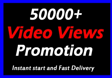 50000+ World Wide Video Promotion Social media Marketing