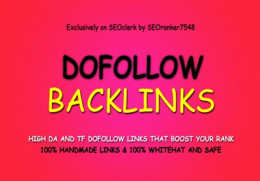 50 Permanent Pr9 Authority Dofollow Backlinks