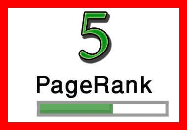 provide you 12 x PR5 and 15 x PR4 Dofollow backlinks with Anchor Text on Actual PR5 and PR4 Page