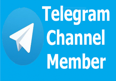 Add 100 HQ Telegram Members to Channels