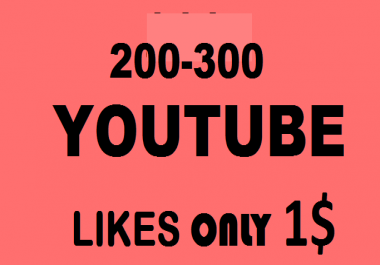 50 YOU TUBE LIKES IN 6 HOURS