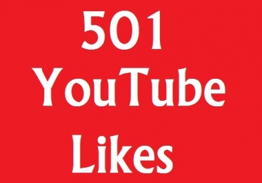 Instant 450+ YouTube Likse very fast add on your videos