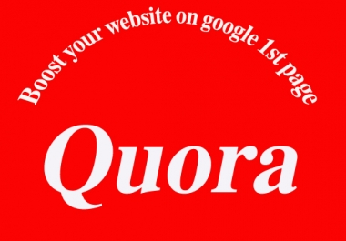 10 Quora Link sharing with your keywords & url
