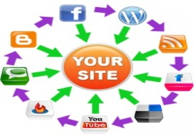 Build 10000 HIGH PR Social Backlinks