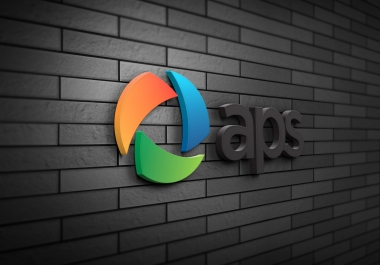 design 5 business logo