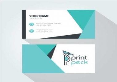Professional and attractive business card design