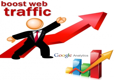Send 100,000+ Human Traffic by  Google Youtube Twitter ...