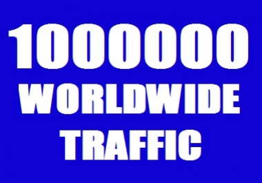 Real 10,00000 Website Traffic Worldwide