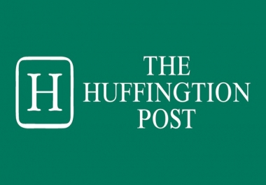 guest post an article in Huffington Post to get you a backlinks