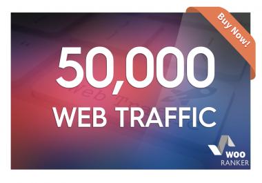 Drive 50000+ human traffic from Social media