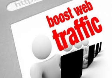 Highly Targeted 300,000 UNIQUE Targeted Website Visitors Traffic