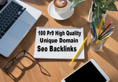 Manually Make 100 Pr9 High Domains Authority Safe Seo Backlinks From - White Hat SEO