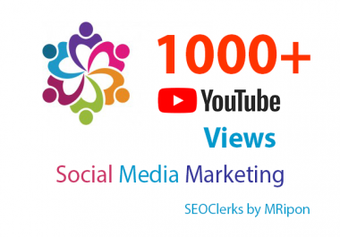 1000 High Retention Video Views