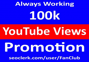 YouTube Video Promotion with Real Audience Guarantee