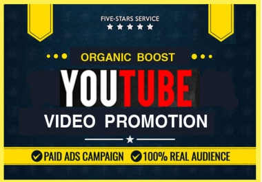 YouTube Video Promotion Through Ad-words with Fast Delivery