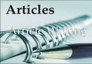 700 words UNIQUE Informative Article Writing for
