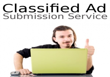 post your Ads on 10 top rated High DA classified website