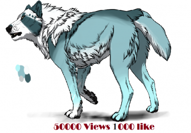 Get 50000 Youtube play/view and 1000 like