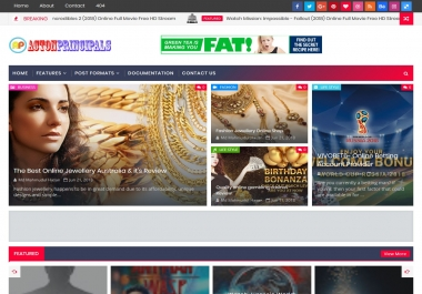 Display 1 Month Banner Advertising on PR5/High Authority Popular Site