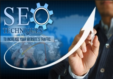 give you Full SEO for Websites Owners - Boost your Traffic! (Video Course)