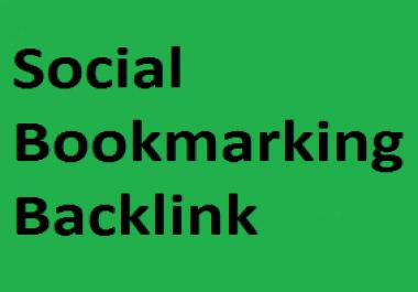 Boost Ranking-25 PR9 to PR4 Social Bookmarking Backlink For Website/Youtube Video