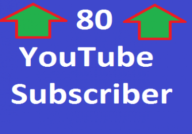Super Fast  Non-Drop 100+ YouTube Subscribers for