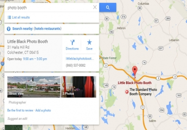 Create A Google My Business Listing For Your Business or Brand