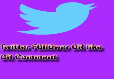 Get you 1,000 HQ twitter f0ll0wer OR 500 re-tweets OR 500 favorites instant
