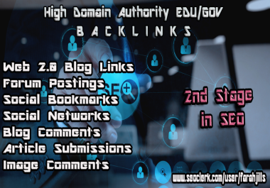 Do Follow BACKLINKS from High Domain Authority Domains