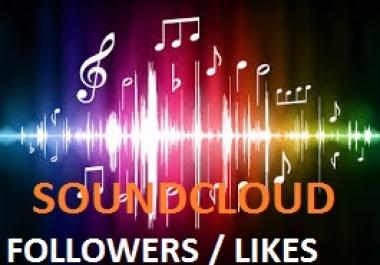 GAIN 5000 SOUNDCLOUD FOLLOWERS