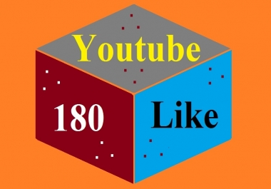 Get 200+ Real Youtube video likes Instanly within 24 hours