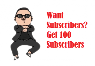 Drip feed 100 YouTube subscribers, Non-drop, all real human, active, opt-in subscribers