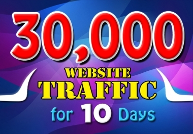 30000 Traffic To Your Website From Search Engine