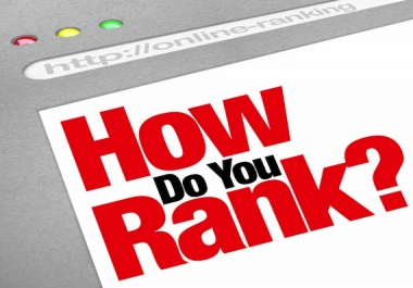 UNLIMITED Organic Google Keyword Traffic Service - Improves Your Rankings!