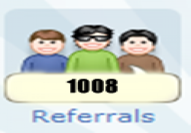 Daily referrals with my formula