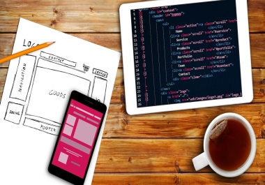 develop a word press website or blog for you