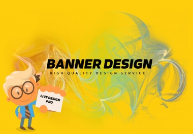 Design a Etraodinary Banner