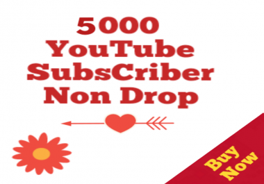 5000+Lifetime Guarantee Channel Promotiona Only 24-96 Hours Delivery and Safe Channel  Super fast Complete