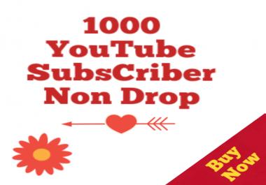 1000+Youtube Subs-cibe Only 24-96 Hours Delivery and Safe Channel  Super fast Complete