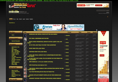 Forum Website for Business